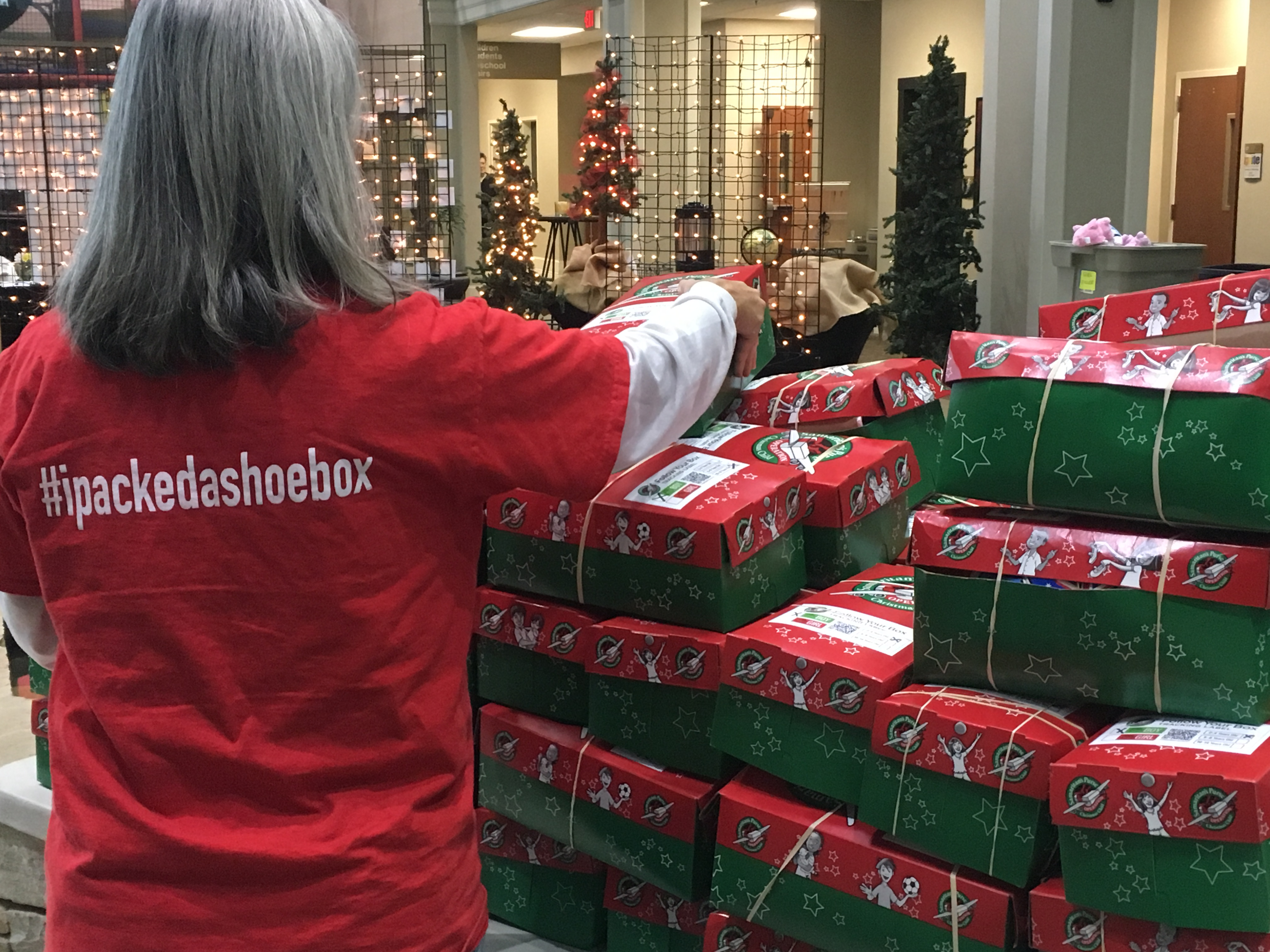 Operation Christmas Child Drop Off.3 Area Churches Accepting Operation Christmas Child